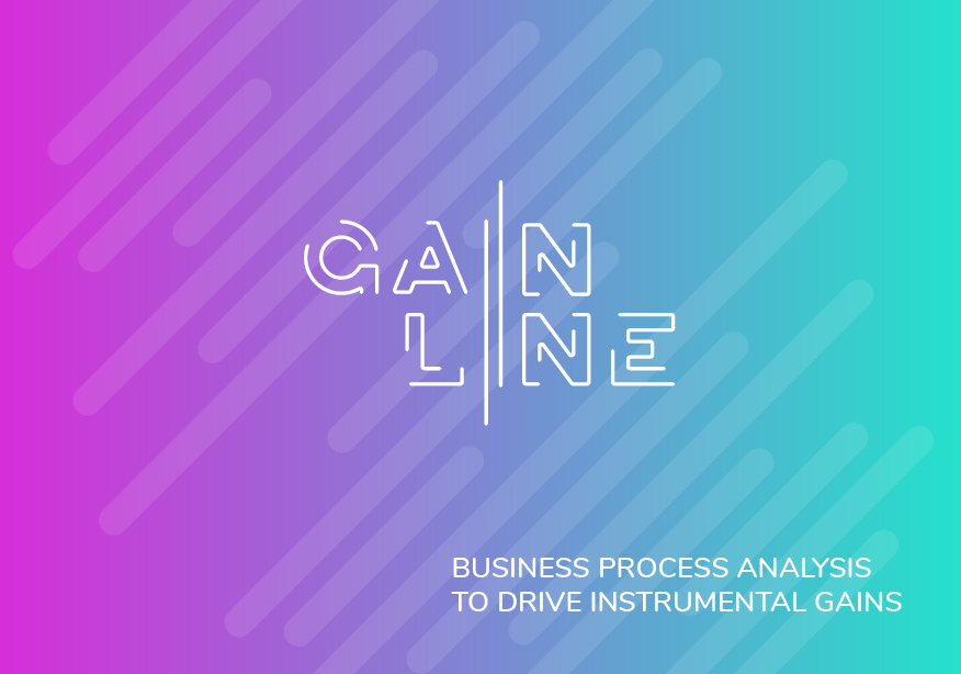 GAIN LINE - Business process analysis to drive instrumental gains