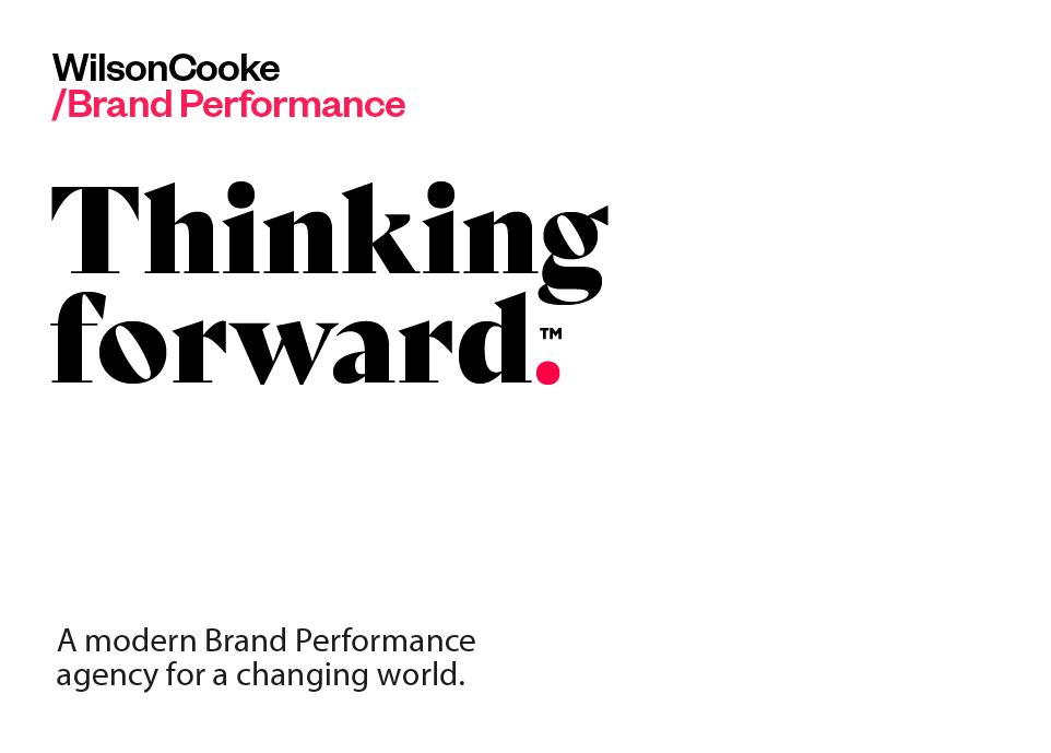 Brand Performance - Thinking Forward
